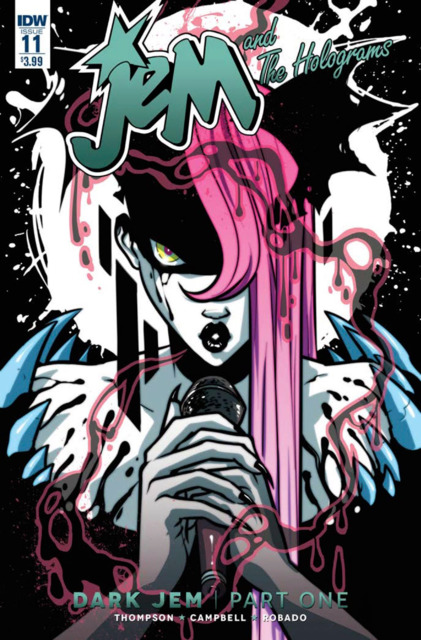 Jem and the Holograms (2015) no. 11 - Used