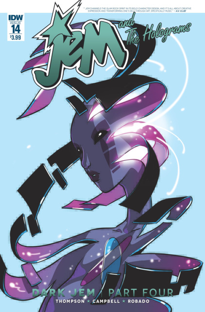 Jem and the Holograms (2015) no. 14 - Used