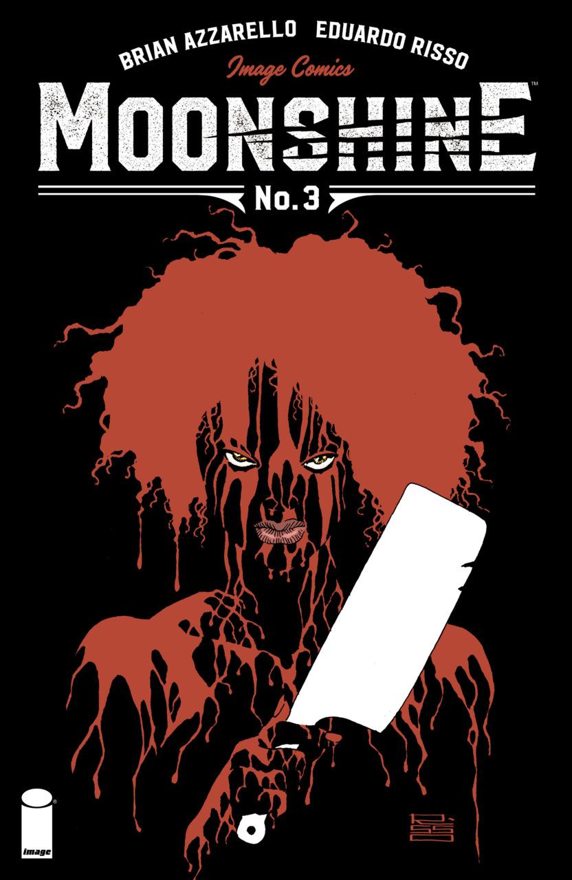 Moonshine (2016) no. 3 - Used