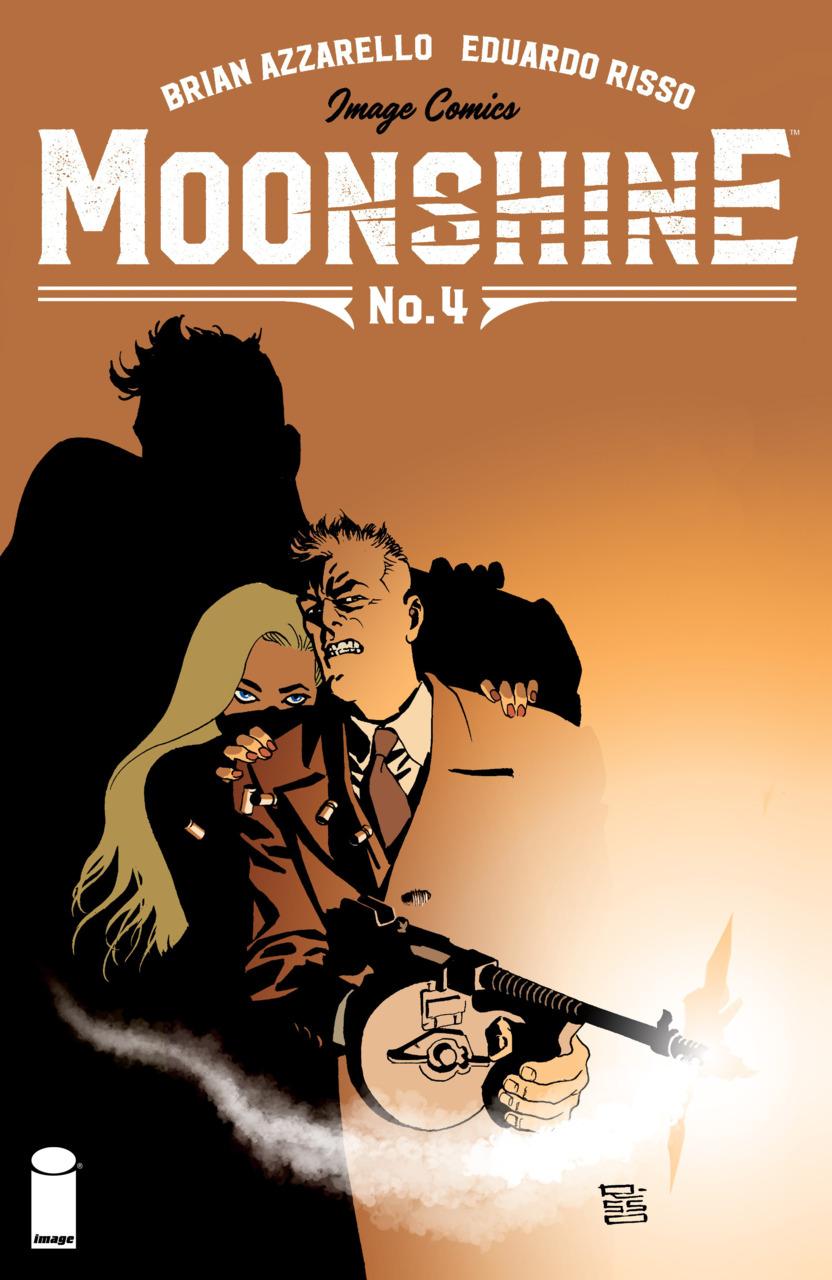 Moonshine (2016) no. 4 - Used