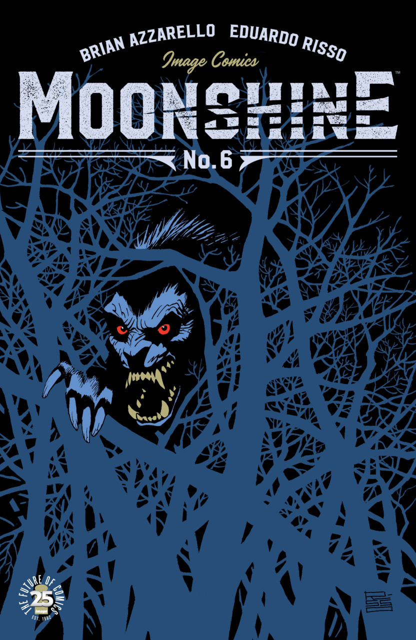 Moonshine (2016) no. 6 - Used