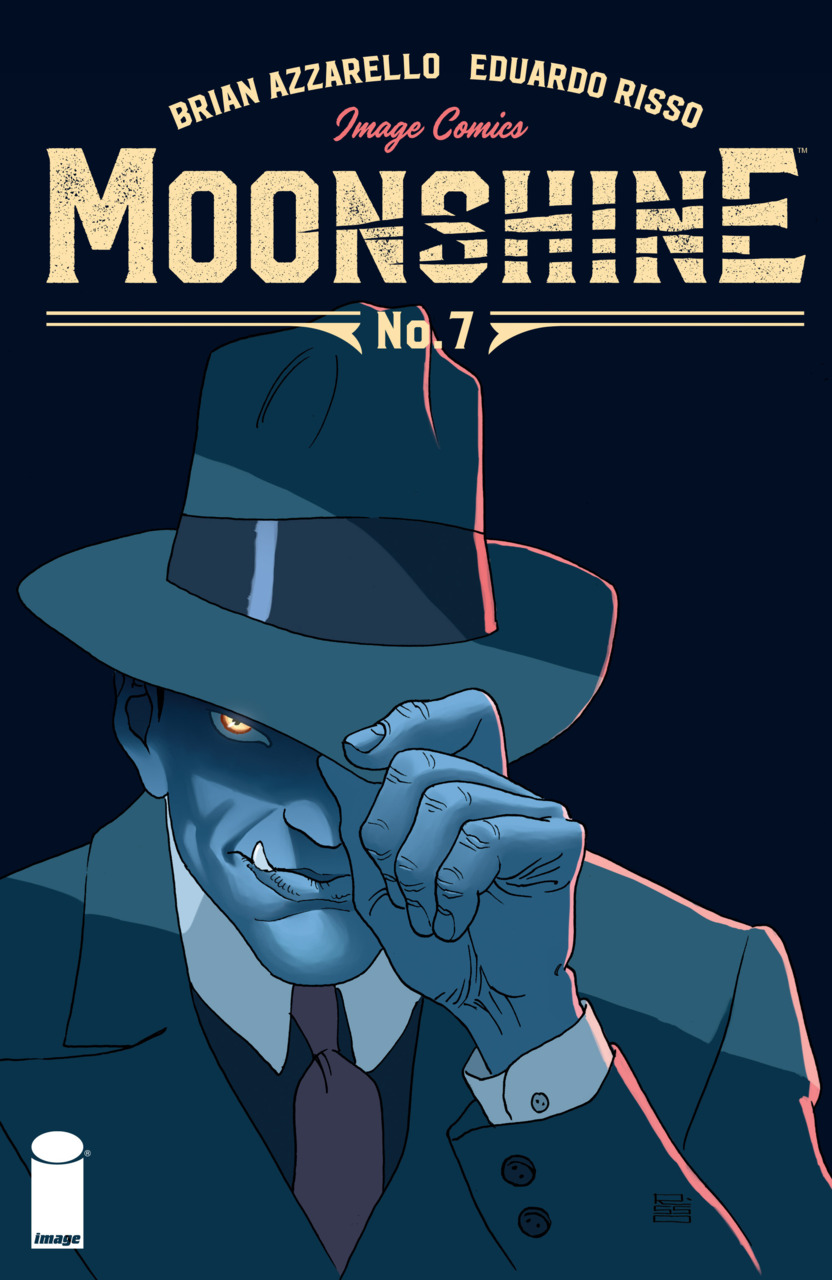 Moonshine (2016) no. 7 - Used