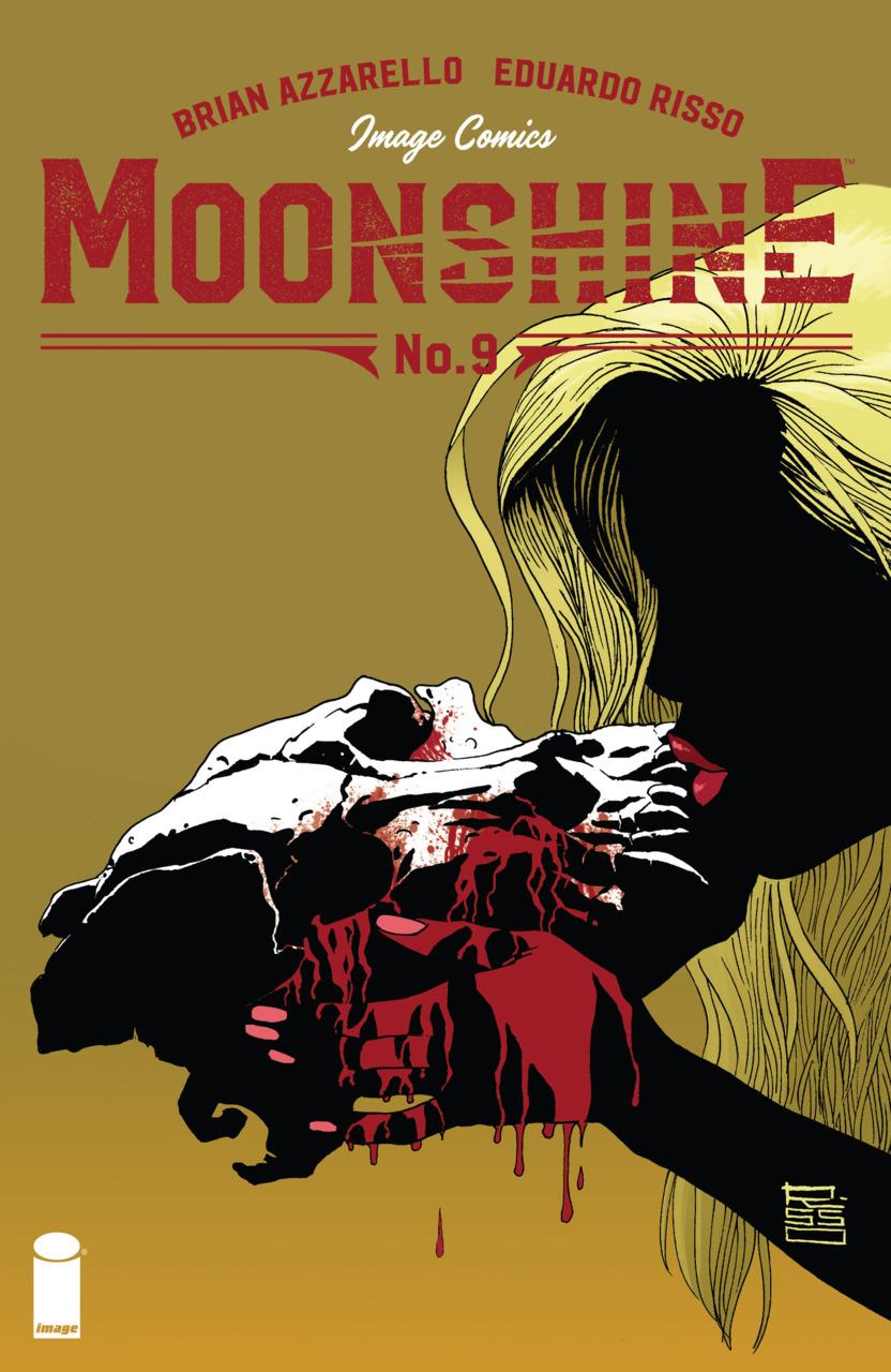Moonshine (2016) no. 9 - Used