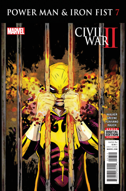Power Man and Iron Fist (2016) no. 7 - Used