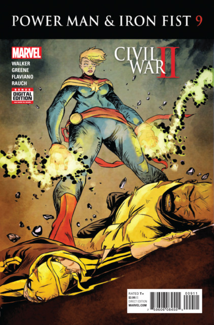 Power Man and Iron Fist (2016) no. 9 - Used