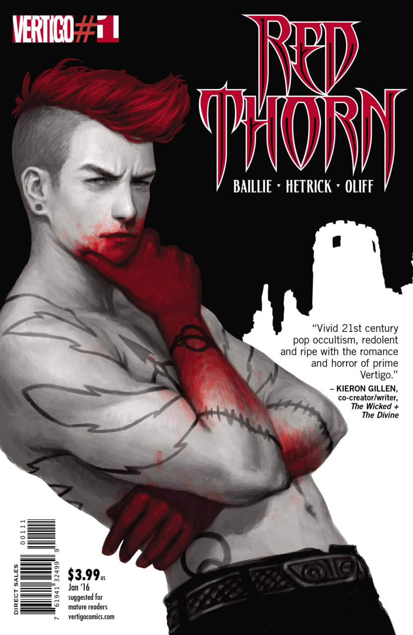 Red Thorn (2015) no. 1 - Used