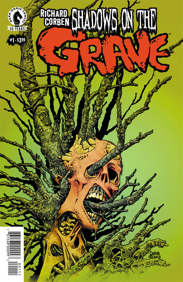 Shadows on the Grave (2016) Complete Bundle - Used