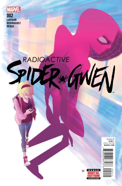 Spider-Gwen (2015 2nd series) no. 2 - Used