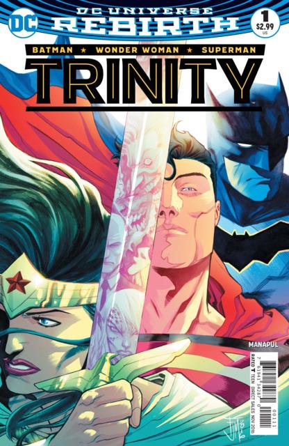 Trinity (2016) no. 1 - Used