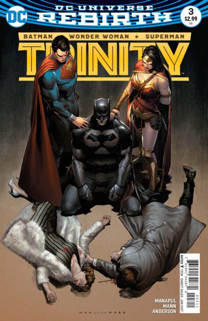 Trinity (2016) no. 3 - Used