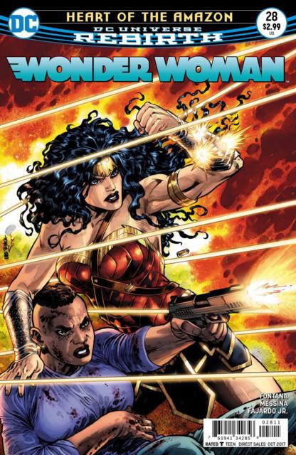 Wonder Woman (2016) no. 28 - Used