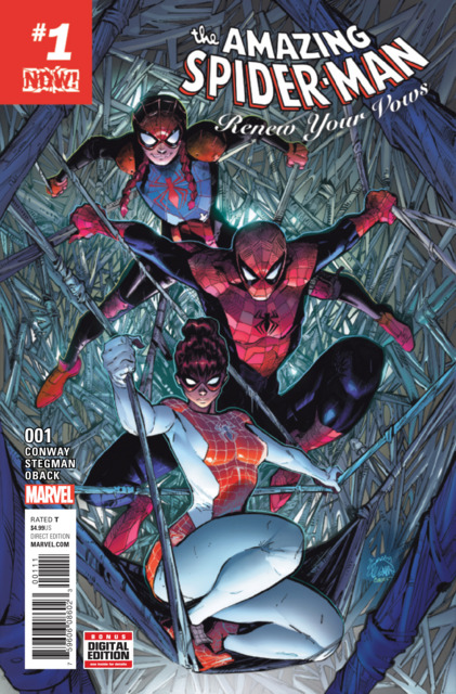 Amazing Spider-Man Renew Your Vows (2016) no. 1 - Used
