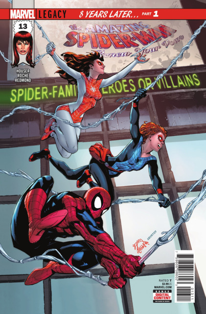 Amazing Spider-Man Renew Your Vows (2016) no. 13 - Used