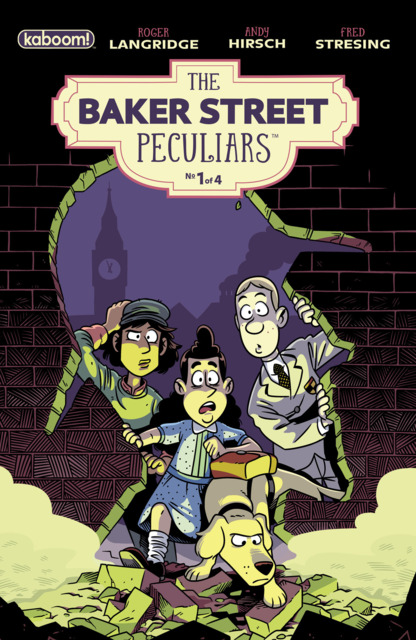 The Baker Street Peculiars (2016) Complete Bundle - Used