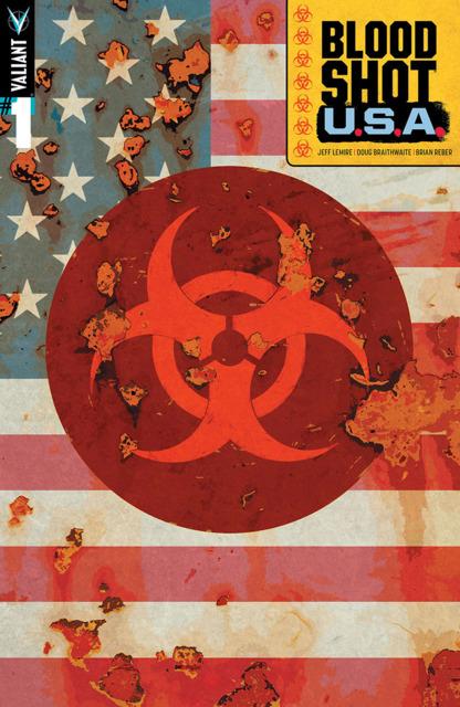 Bloodshot USA (2016) Complete Bundle - Used