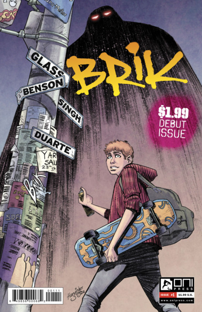 Brik (2016) Complete Bundle - Used