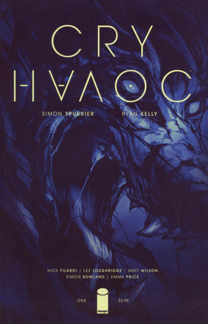 Cry Havoc (2016) Complete Bundle - Used