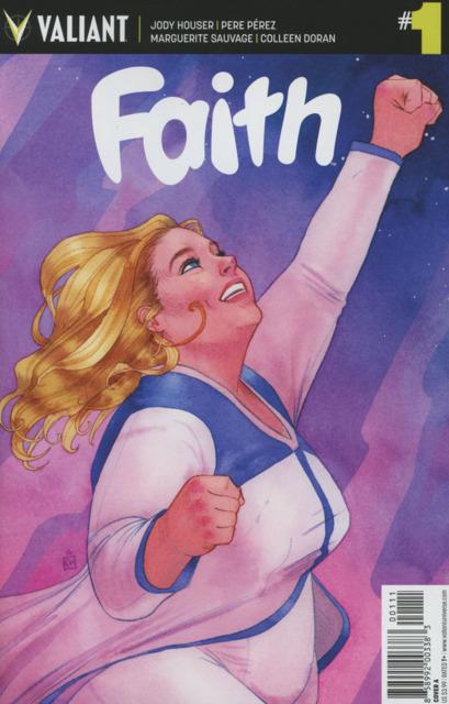 Faith (2016) 2nd Series Complete Bundle - Used
