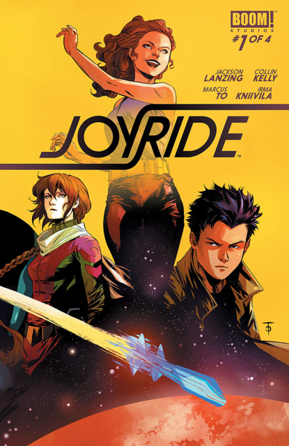 Joyride (2016) Complete Bundle - Used