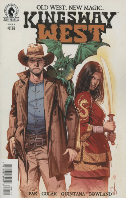 Kingsway West (2016) Complete Bundle - Used