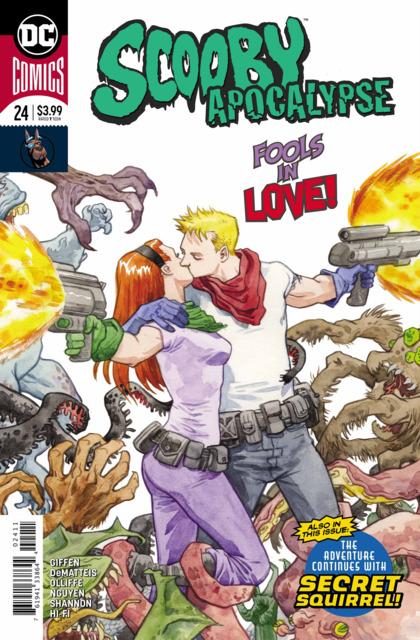 Scooby Apocalypse (2016) no. 24 - Used