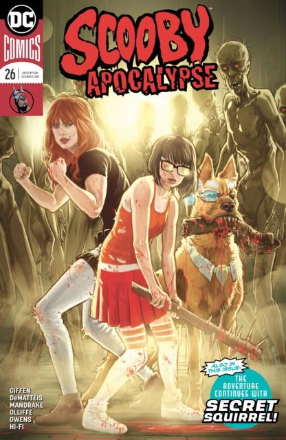 Scooby Apocalypse (2016) no. 26 - Used