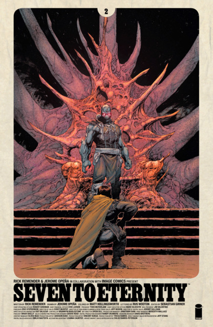 Seven to Eternity (2016) no. 2 - Used