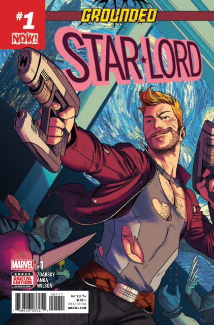 Star-lord (2016) Complete Bundle - Used