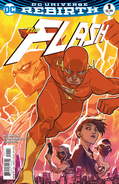 Flash (2016) no. 1 - Used