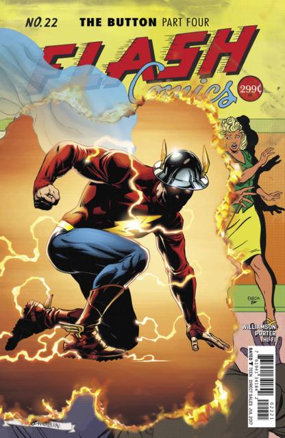 Flash (2016) no. 22 - Used