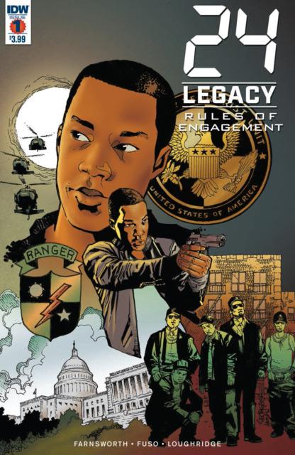 24 Legacy (2017) Complete Bundle - Used