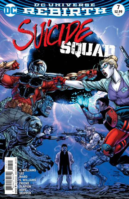 Suicide Squad (2016) no. 7 - Used