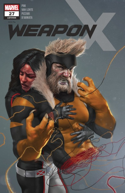 Weapon X (2017) no. 27 - Used