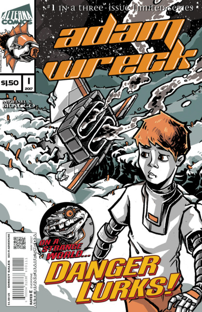Adam Wreck (2017) Complete Bundle - Used