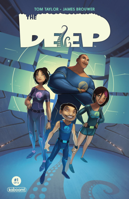 The Deep (2017) Complete Bundle - Used