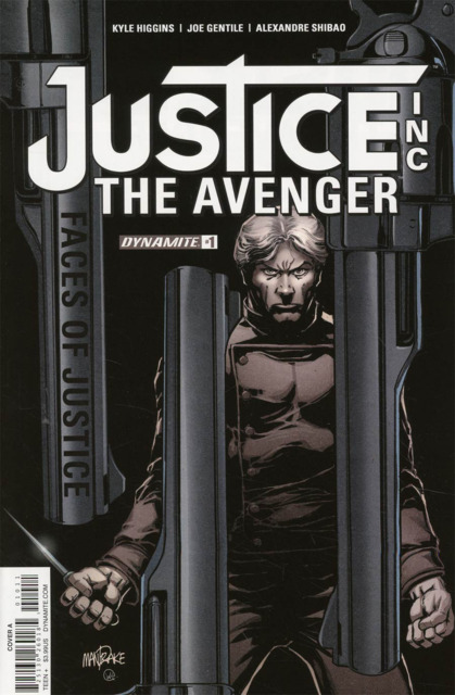 Justice Inc. The Avenger (2017) Complete Bundle - Used