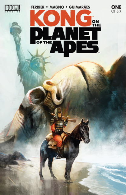 Kong on the Planet of the Apes (2017) Complete Bundle - Used