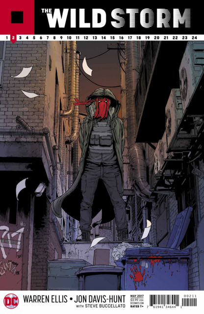 The Wildstorm (2017) no. 2 - Used