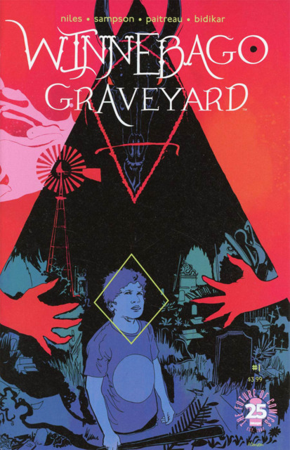 Winnebago Graveyard (2017) Complete Bundle - Used