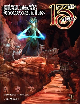 13th Age: High Magic and Low Cunning