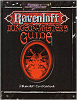 D20: Ravenloft: Dungeon Masters Guide: 15004 - used