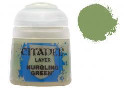 Citadel: Nurgling Green (Layer Paint) 22-29