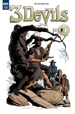 3 Devils (2016) Complete Bundle - Used