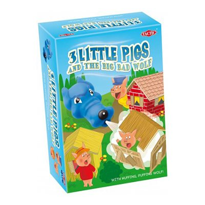 3 Little Pigs Card Game