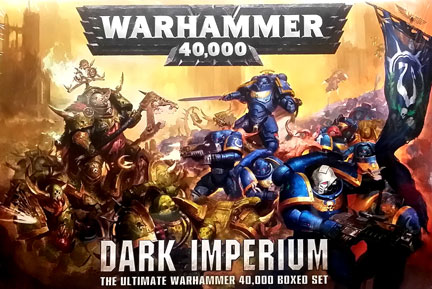 Warhammer 40k: Dark Imperium Boxed Set