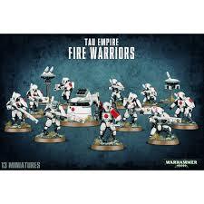 Warhammer 40k: Tau Empire Fire Warriors