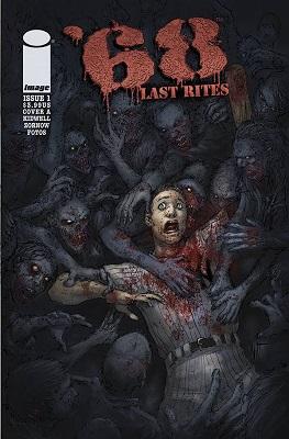 68 Last Rites (2015) Complete Bundle - Used