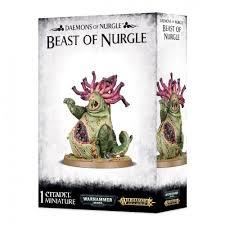 Warhammer: Age of Sigmar: Daemons of Nurgle: Beast of Nurgle 83-15