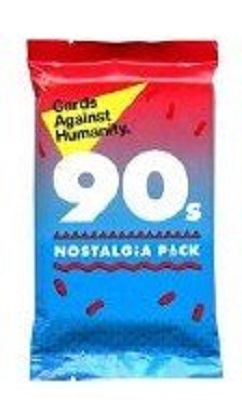 Cards Against Humanity: 90s Nostalgia Expansion