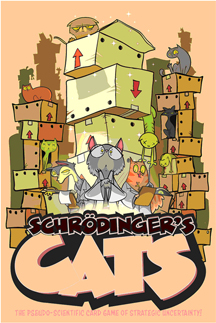 Schrodingers Cats Card Game